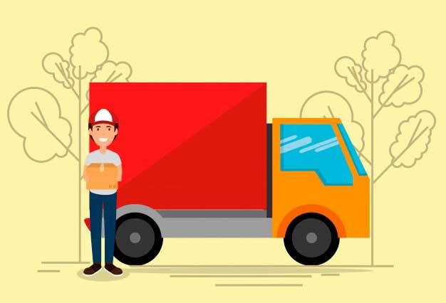 Продвижение сайтов транспортной компании